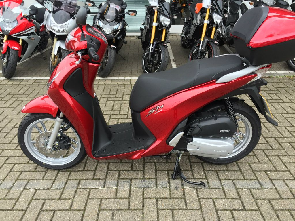Used honda sh125 available for sale red 5 miles honda for Used certified honda